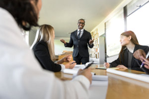 nurse measuring blood pressure of senior women patient